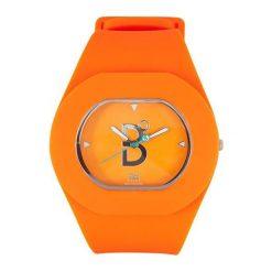 """Zegarki męskie: Zegarek """"1070042"""" w kolorze pomarańczowym"""