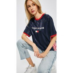 Topy damskie: Tommy Jeans – Top 90s