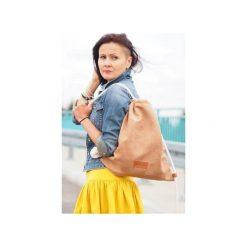 Plecaki damskie: Plecak worek Mili Sac MS1 – camel