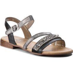 Sandały damskie: Sandały JENNY FAIRY – WS17000-1 Czarny