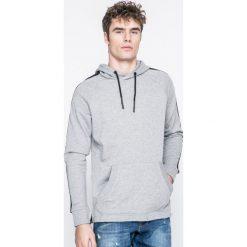 Only & Sons - Bluza. Szare bluzy męskie rozpinane marki Only & Sons, l, z bawełny, z kapturem. W wyprzedaży za 69,90 zł.