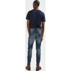 Only & Sons ONSLOOM BREAKS Jeansy Slim Fit medium blue denim. Brązowe jeansy męskie relaxed fit marki Only & Sons, l, z poliesteru. Za 249,00 zł.