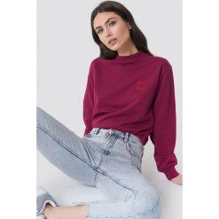 NA-KD Bluza Good Vibes - Purple. Fioletowe bluzy damskie marki DOMYOS, l, z bawełny. Za 100,95 zł.