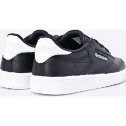 Reebok Classic - Buty Club C 85 Emboss. Szare buty sportowe damskie reebok classic Reebok Classic, z gumy. W wyprzedaży za 219,90 zł.