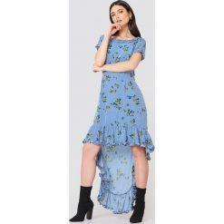 Długie sukienki: Baum und Pferdgarten Sukienka Alvild - Blue,Multicolor