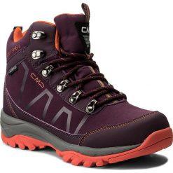 Trekkingi CMP - Soft Naos Wmn Wp 3Q47466  Purple H966. Fioletowe buty trekkingowe damskie CMP. W wyprzedaży za 259,00 zł.
