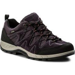 Trekkingi ECCO - Yura GORE-TEX 84066356343 Fioletowy. Fioletowe buty trekkingowe damskie ecco. W wyprzedaży za 439,00 zł.