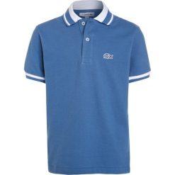 T-shirty chłopięce: Lacoste Koszulka polo plongeon/blanc