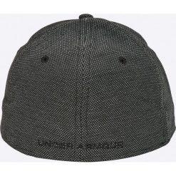 Under Armour - Czapka. Szare czapki z daszkiem męskie marki Under Armour, z poliesteru. W wyprzedaży za 69,90 zł.