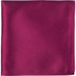 Poszetka z mikrofibry POAS000461. Czerwone poszetki męskie Giacomo Conti, z mikrofibry, eleganckie. Za 49,00 zł.