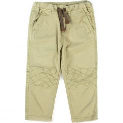 Spodnie. Brązowe spodnie chłopięce SCENT, z bawełny. Za 29,90 zł.