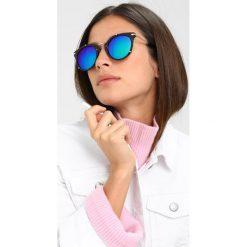 Jeepers Peepers Okulary przeciwsłoneczne black/blue revo. Niebieskie okulary przeciwsłoneczne męskie Jeepers Peepers. Za 129,00 zł.