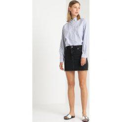 Tommy Jeans CLASSICS STRIPE Koszula blue print/bright white. Niebieskie koszule jeansowe damskie marki Tommy Jeans, xl. Za 349,00 zł.