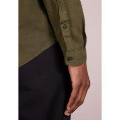 Koszule męskie na spinki: Essentiel Antwerp KURIA  Koszula moss