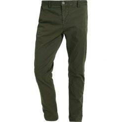 Chinosy męskie: Minimum NORTON Spodnie materiałowe drab
