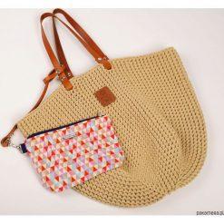 Shopper bag damskie: Shopper Bag by Filo Loop z organizerem