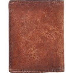 Portfele męskie: Fossil DERRICK Portfel brown