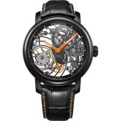 Zegarki męskie: Zegarek męski Big Mechanical Skeleton Aerowatch Renaissance 50931.NO08