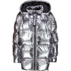 Płaszcze damskie pastelowe: Ivy Park Płaszcz zimowy gunmetal