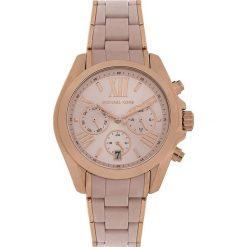Zegarek MICHAEL KORS - Bradshaw MK6579 Rose Gold/Rose Gold. Czerwone zegarki damskie Michael Kors. Za 1369,00 zł.