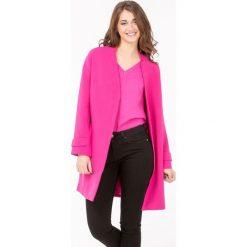 Płaszcze damskie pastelowe: Płaszcz w stylu modern