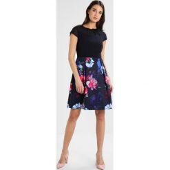 Sukienki hiszpanki: comma Sukienka koktajlowa dark blue