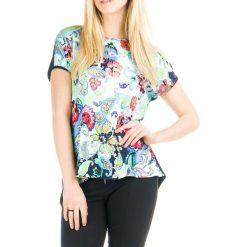 T-shirty damskie: T-shirt w kolorze granatowym