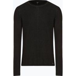 Tigha - Sweter męski – Manson, czarny. Czarne swetry klasyczne męskie Tigha, l, z dżerseju. Za 499,95 zł.