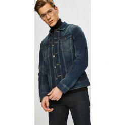 Tom Tailor Denim - Kurtka. Niebieskie kurtki męskie jeansowe marki Reserved, l. Za 299,90 zł.