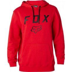 Bejsbolówki męskie: FOX Bluza Męska Legacy Moth Xxl Czerwony