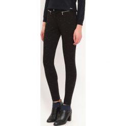 Spodnie damskie: SPODNIE DŁUGIE DAMSKIE WĄSKIE