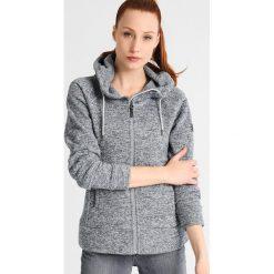 Berghaus EASTON Kurtka z polaru light grey. Szare kurtki sportowe damskie Berghaus, z materiału. W wyprzedaży za 351,20 zł.