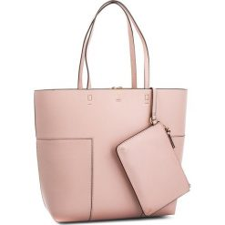 Torebka TORY BURCH - Block-T 45438 Shell Pink Goan Sand. Czerwone torebki klasyczne damskie marki Reserved, duże. Za 2079,00 zł.