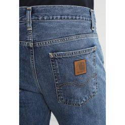 Spodnie męskie: Carhartt WIP TEXAS HANFORD Jeansy Slim Fit blue stone washed
