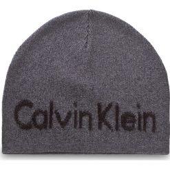 Czapki damskie: Czapka męska CALVIN KLEIN BLACK LABEL – Craig Logo Hat K50K502011 908