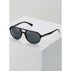 Emporio Armani Okulary przeciwsłoneczne black. Czarne okulary przeciwsłoneczne męskie aviatory Emporio Armani. Za 529,00 zł.