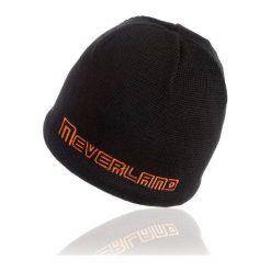 Czapki męskie: NEVERLAND Czapka męska Stormer czarno-pomarańczowa (P-04-STORMER-736-UNI)