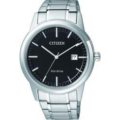 ZEGAREK CITIZEN Sports AW1231-58E. Czarne, analogowe zegarki męskie CITIZEN, sztuczne. Za 615,00 zł.
