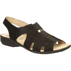 SANDAŁY CAPRICE 9-28656. Czarne sandały damskie Caprice. Za 149,99 zł.