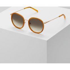Kerbholz JAKOB Okulary przeciwsłoneczne amber orange. Brązowe okulary przeciwsłoneczne damskie aviatory Kerbholz. Za 499,00 zł.