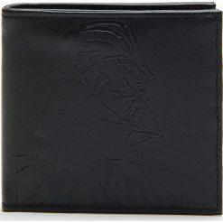 Portfel Star Wars - Czarny. Czarne portfele męskie Cropp, z motywem z bajki. Za 44,99 zł.