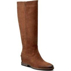 Buty zimowe damskie: Kozaki CARINII - B3686 793-000-POL-B89
