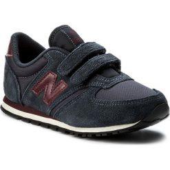 Trampki chłopięce: Sneakersy NEW BALANCE – KE420VYY Granatowy