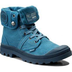Botki męskie: Trapery PALLADIUM - Pallabrouse Baggy 2478-403-M Capitain Blue/Capitain Bl