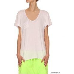 Bluzki, topy, tuniki: T-shirt biały YY500204_RAL9003