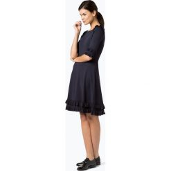 Odzież: BOSS Casual – Sukienka damska – Iselina, niebieski