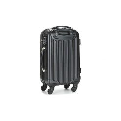 Walizki twarde David Jones  CHAUVETTA 36L. Czarne torebki klasyczne damskie marki David Jones. Za 179,10 zł.