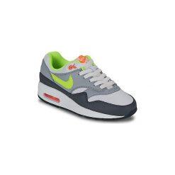 Buty Dziecko Nike  AIR MAX 1 ENFANT. Szare trampki chłopięce Nike. Za 279,99 zł.