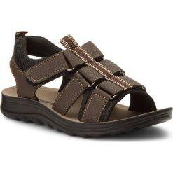 Sandały chłopięce: Sandały ACTION BOY – CS17020-1 Brązowy