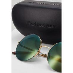 Polo Ralph Lauren Okulary przeciwsłoneczne shiny pale goldcoloured. Żółte okulary przeciwsłoneczne damskie lenonki Polo Ralph Lauren. Za 609,00 zł.